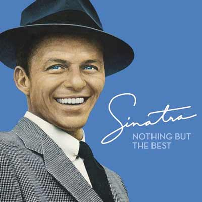 The album art for Frank Sinatra's Nothing But The Best