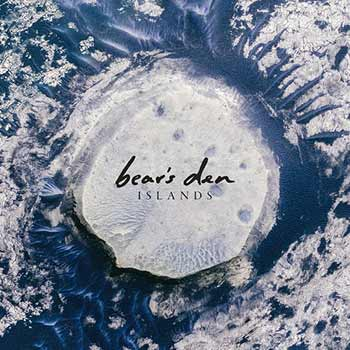 The album art for Bear's Den's Islands