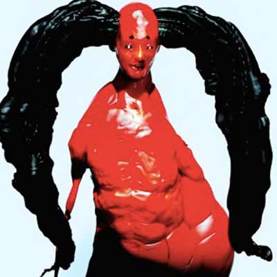 The album art for Arca's Mutant