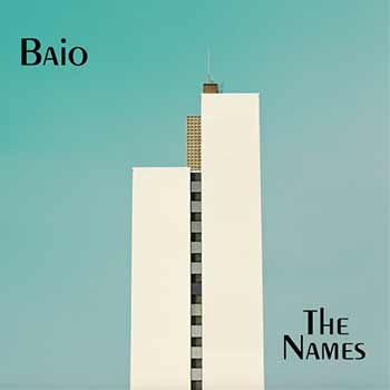 The album art for Baio's The Names