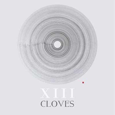 The album art for Cloves' debut EP, XIII
