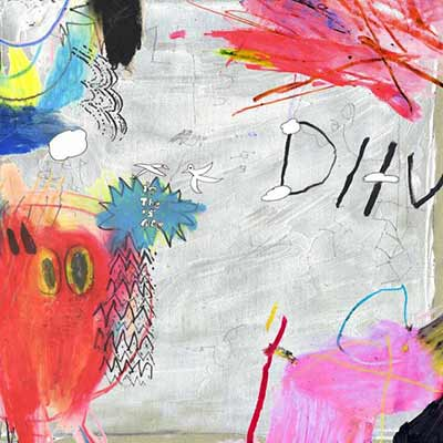 An image of DIIV's Is the Is Are album artwork