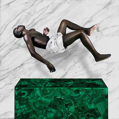 Album art for Petite Noir's Life Is Beautiful