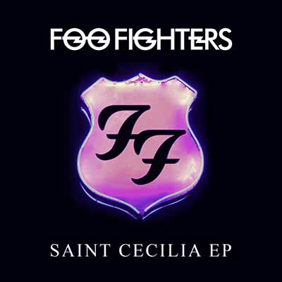 The album art for the Foo FIghter's St. Cecilia EP