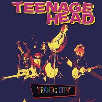 Album art for Teenage Head's Frantic City
