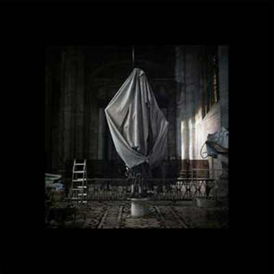 The album art for Tim Hecker's Virgins
