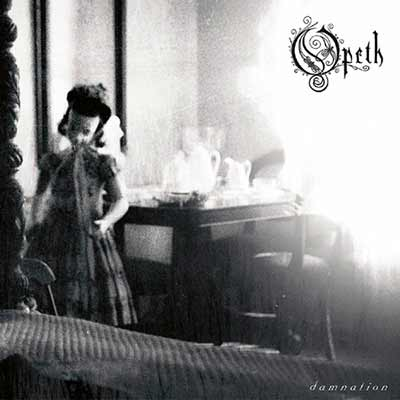 The album art for Opeth's Damnation