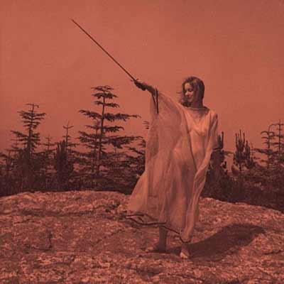 The album art for Unknown Mortal Orchestra's II