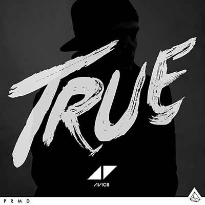 The album art for Avicii's True