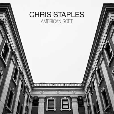 The album art for Chris Staples' American Soft