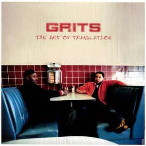 An image of the album art for Grits' The Art of Translation