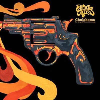 The album art for The Black Keys' Chulahoma