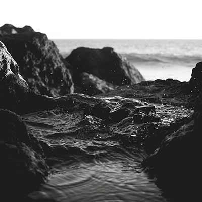The album art for Bath's Ocean Death