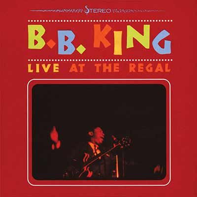 Album art for B.B. King's Live at the Regal