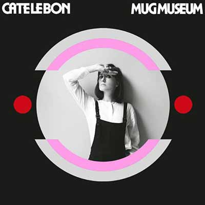 The album art for Cate Le Bon's Mug Museum