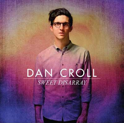 The album art for Dan Croll's Sweet Disarray