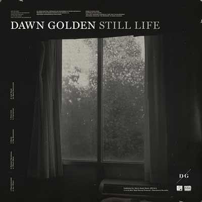 The album art for Dawn Golden's Still Life
