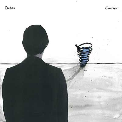 The album art for The Dodos' Carrier