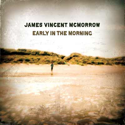 The album art for James Vincent McMorrow's debut, Early in the Morning