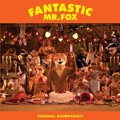 Album art for the Fantastic Mr. Fox soundtrack