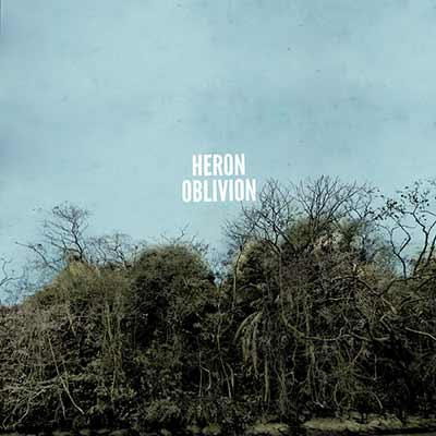 The album art for Heron Oblivion's debut record