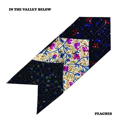The album art for In the Valley Below's Peaches