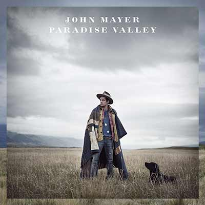 The album art for John Mayer's Paradise Valley