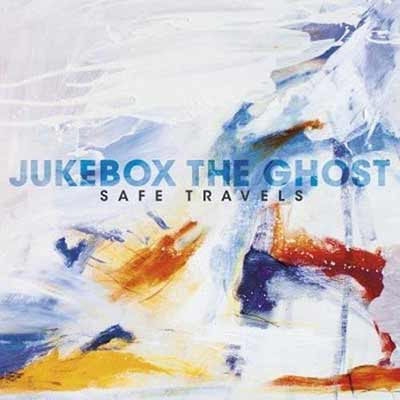The album art for Jukebox the Ghost's Safe Travels