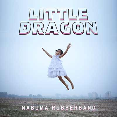 The album art for Little Dragon's Nabuma Rubberband