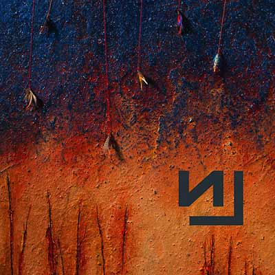 The album art for Nine Inch Nails' Hesitation Marks