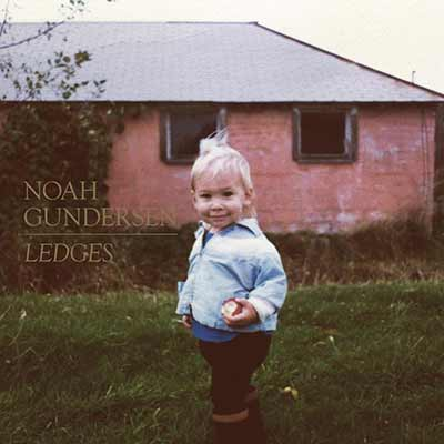 The album art for Noah Gundersen's Ledges