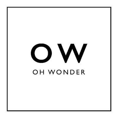 The album art for Oh Wonder's self-titled debut