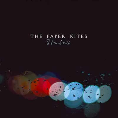 The album art for The Paper Kites' States