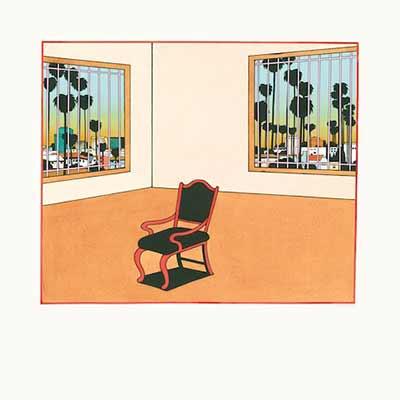 The album art for Quilt's Plaza