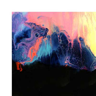The album art for Shigeto's No Better Time Than Now