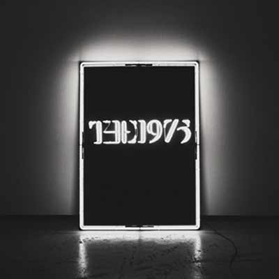 The album art for The 1975's self-titled debut album