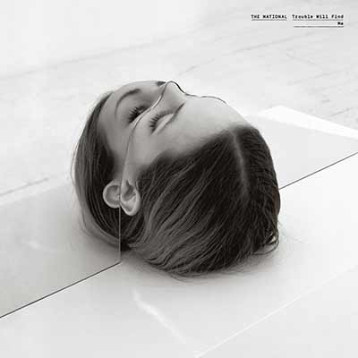 Album art for The National's Trouble Will Find Me