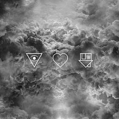 The album art for The Neighbourhood's I Love You
