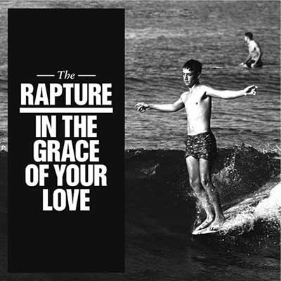 The album art for The Rapture's In the Grace of Your Love