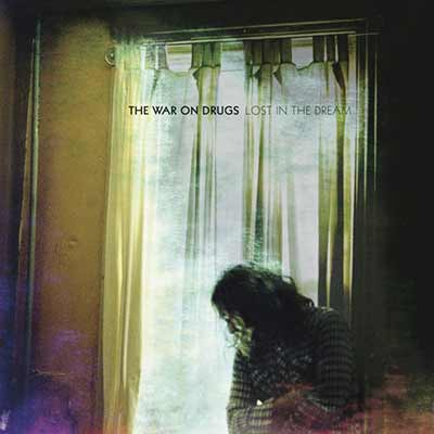 The album art for The War on Drugs' Lost in the Dream