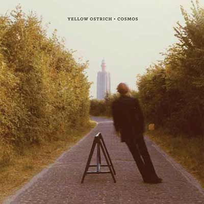 The album art for Yellow Ostrich's Cosmos