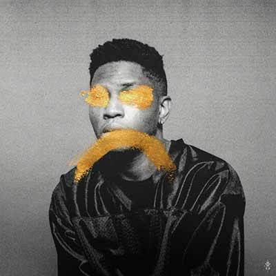 The album art for Gallant's Ology