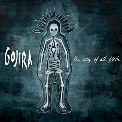 The album art for Gojira's The Way of All Flesh