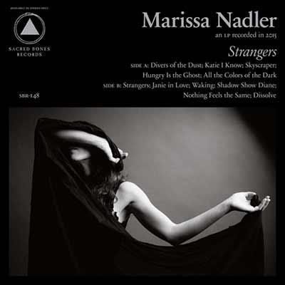 The album art for Melissa Nadler's Strangers