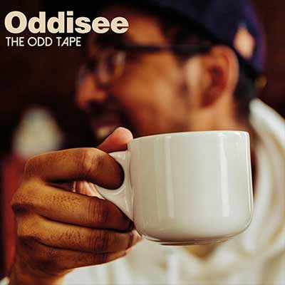 The album art for Oddisee's The Odd Tape