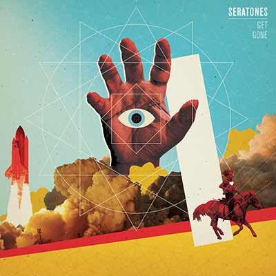 The album art for Seratones' Get Gone