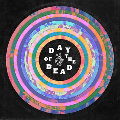 The album art for the Grateful Dead tribute album, Day of the Dead