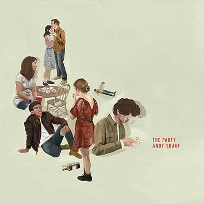 The album art for Andy Shauf's The Party