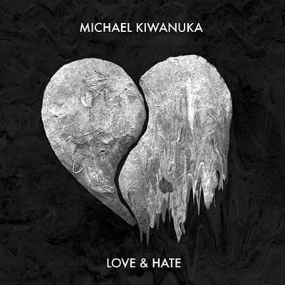 The album art for Michael Kiwanuka's Love & Hate