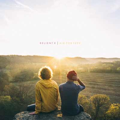 The album art for Relient K's Air for Free